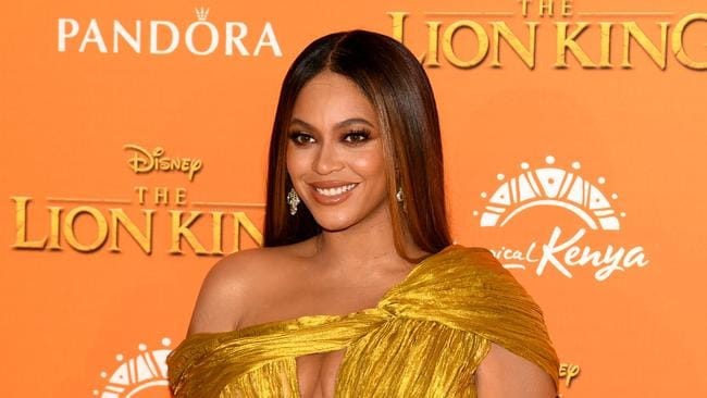 Beyonce was one of March's superstar clients. Picture: Getty
