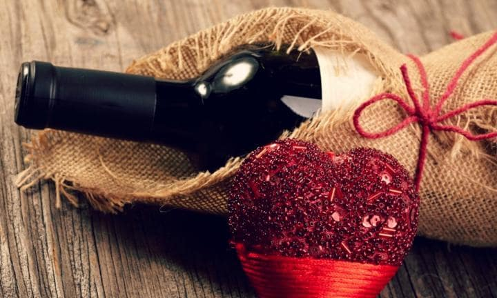JOY IN A BOTTLE  <p>A beautiful bottle of champagne? A delicious red? A no brainer.</p>