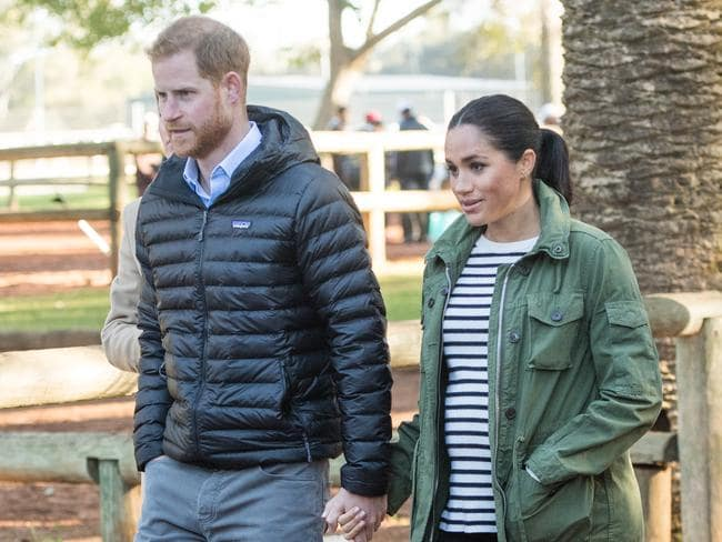 Meghan and Harry are setting themselves up to be royals-at-large, but this doesn't sit well with a luxury lifestyle. Picture: Samir Hussein/WireImage