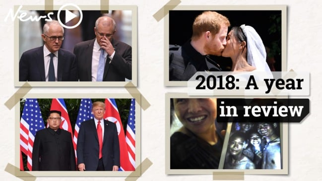 2018 in review: The year's most important moments
