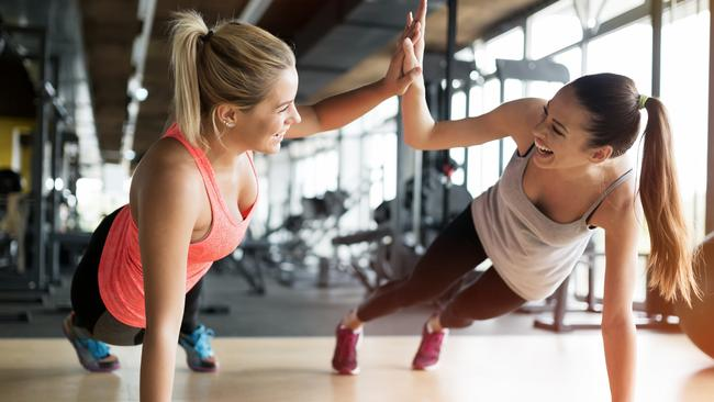Exercising in the morning prevents you from neglecting it later in the day.