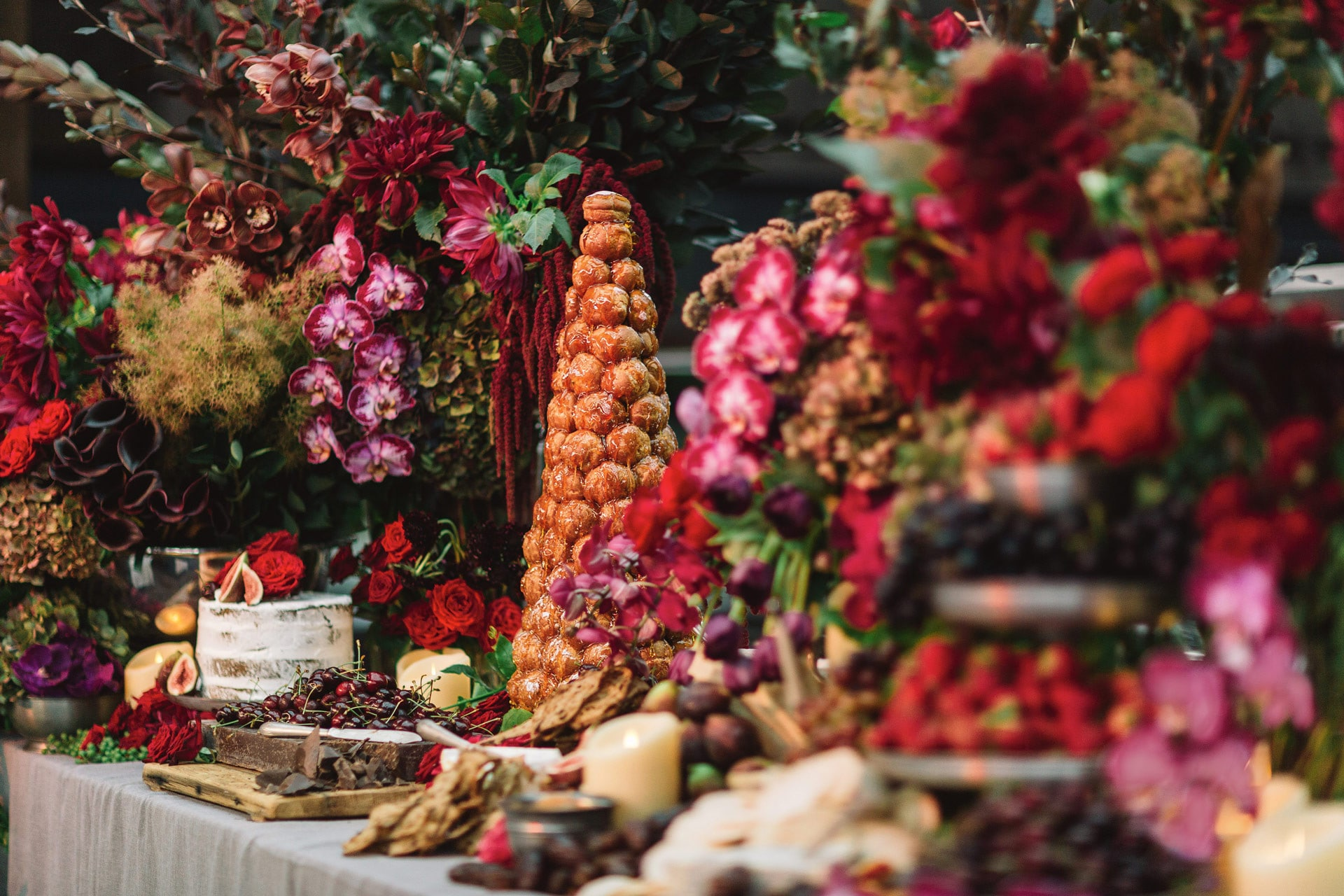 Food of love: how to decide on a wedding day menu every guest will love