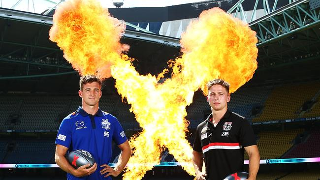 The AFLX is here.