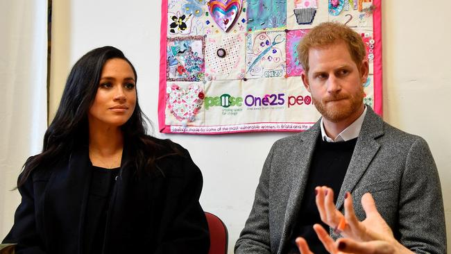 Prince Harry and Meghan had very different choice words for their messages left at One25.