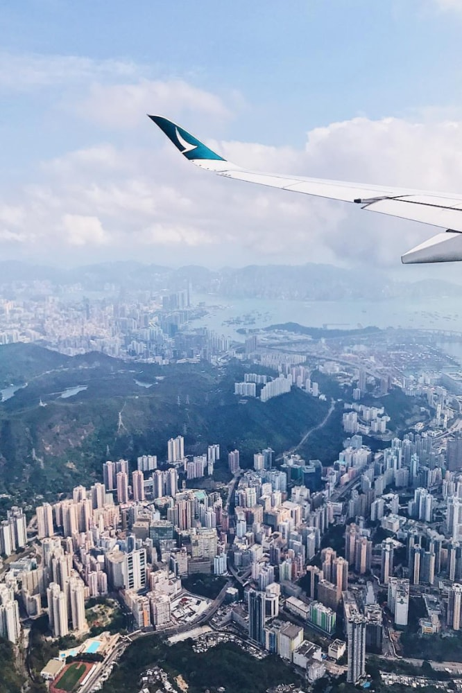 10 travel hacks from a Cathay Pacific flight attendant
