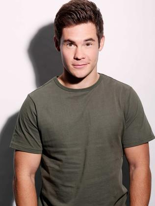 Adam Devine: Coulda maybe asked his mum to skip that film.