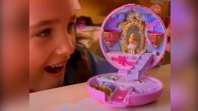 90's kid obsession: Polly Pocket