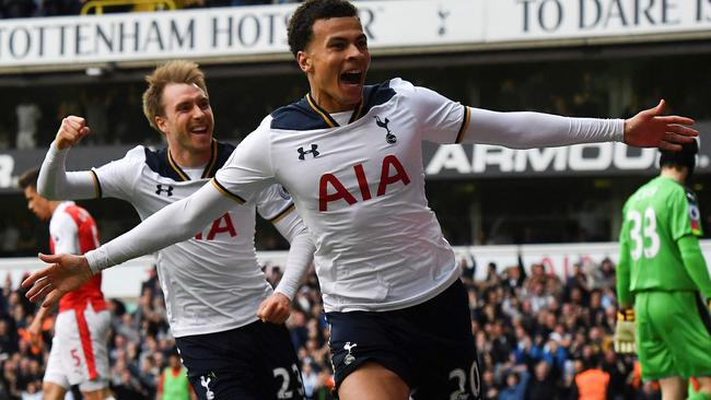 c79d5f2d9 Tottenham are better than Arsenal. Fact. Now they need the trophies to go  with the bragging rights   Daily Telegraph