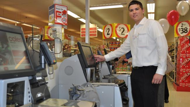 Coles understood to be introducing new technology to reduce theft at