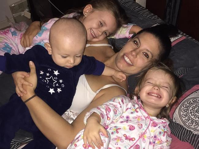As Hannah Clarke (above with her three children) tragically found, leaving an abusive controlling man put her in the 'danger time' of being murdered.