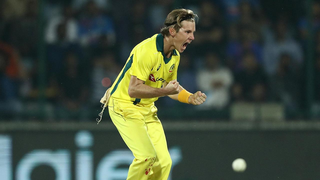 Adam Zampa has laughed off any comparisons with Afghan leg spin sensation Rashid Khan.
