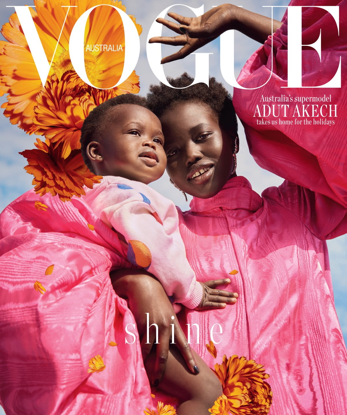 Adut Akech models for Chanel and Valentino but here's why she's still an Adelaide girl at heart