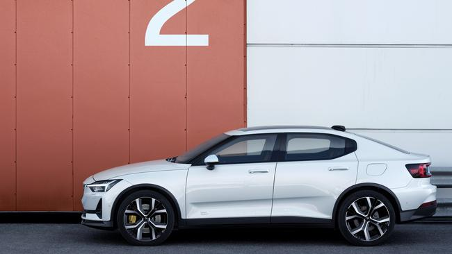 The Polestar 2 will sell alongside coupe and SUV models in European showrooms.