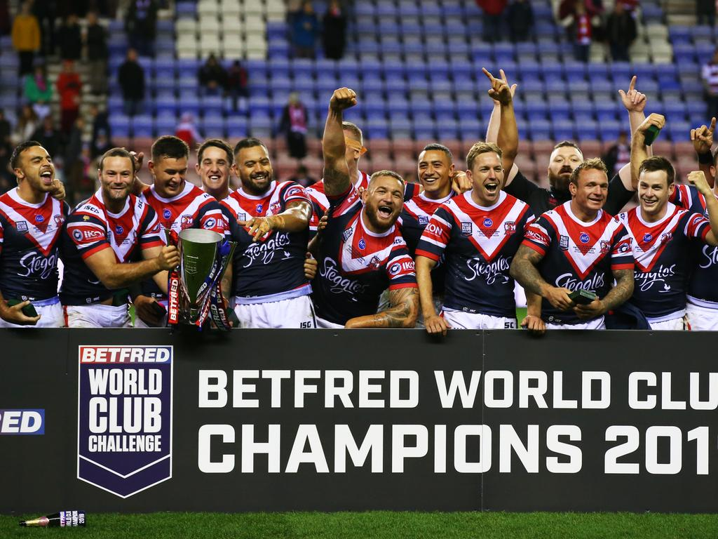 Wigan Warriors v Sydney Roosters - World Club Challenge