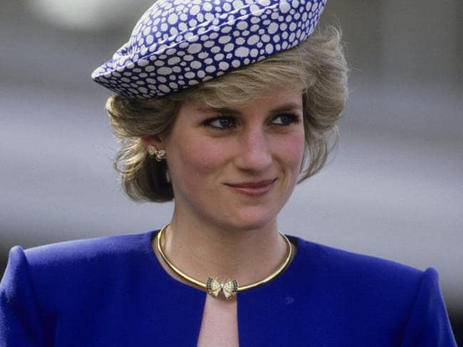 Diana, Princess of Wales in 1986. Picture: Getty Images