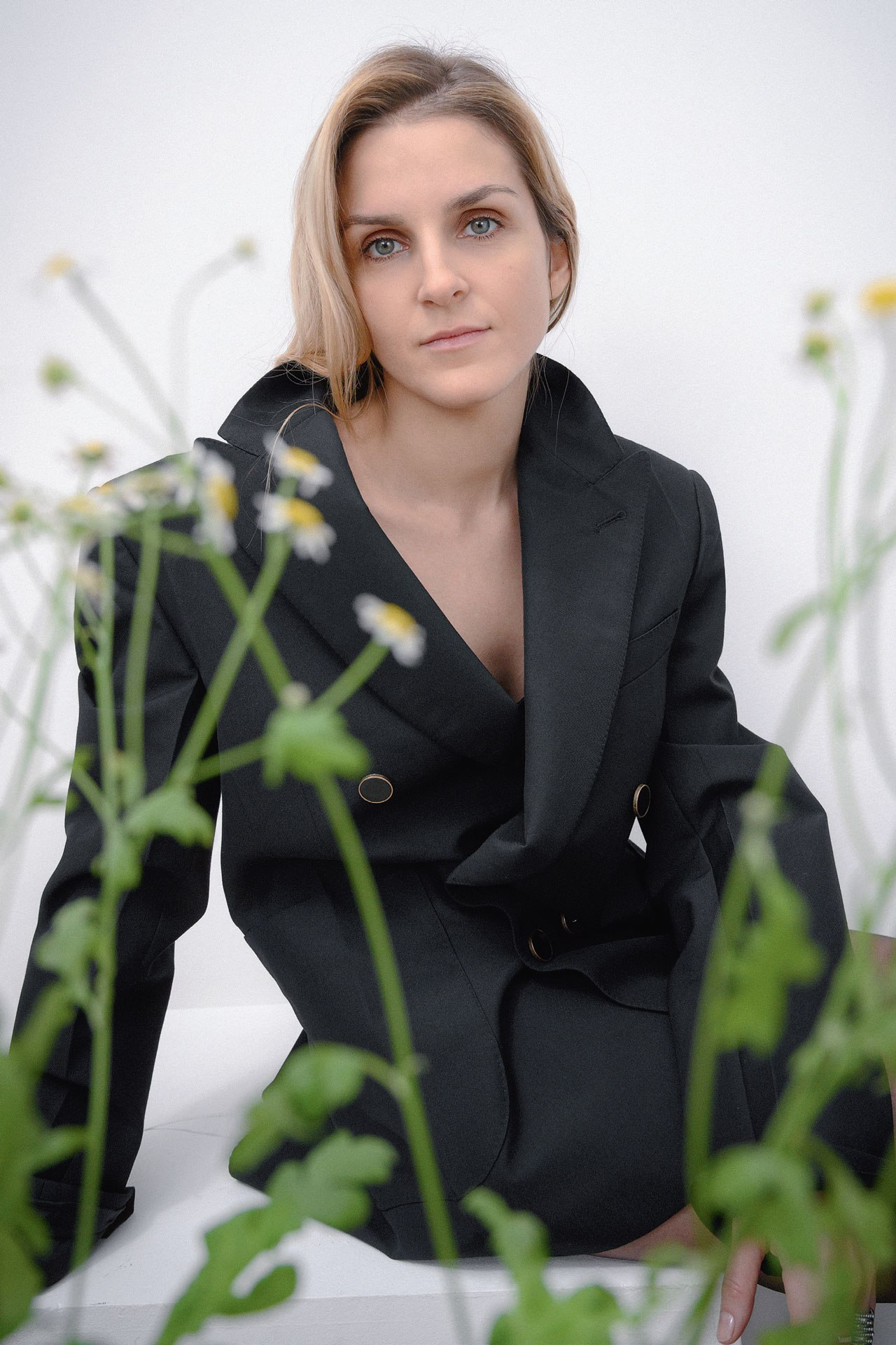 Gaia Repossi on the virtues of menswear and never being afraid to fail