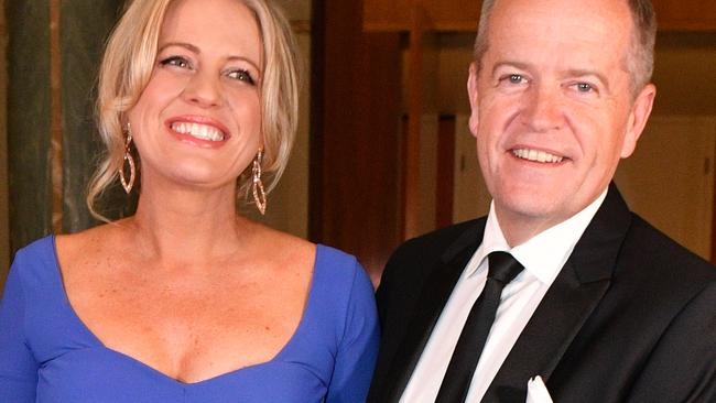 Chloe Shorten stuns at Midwinter Ball