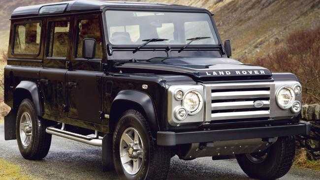 The Defender was built for 67 years with only minor updates.