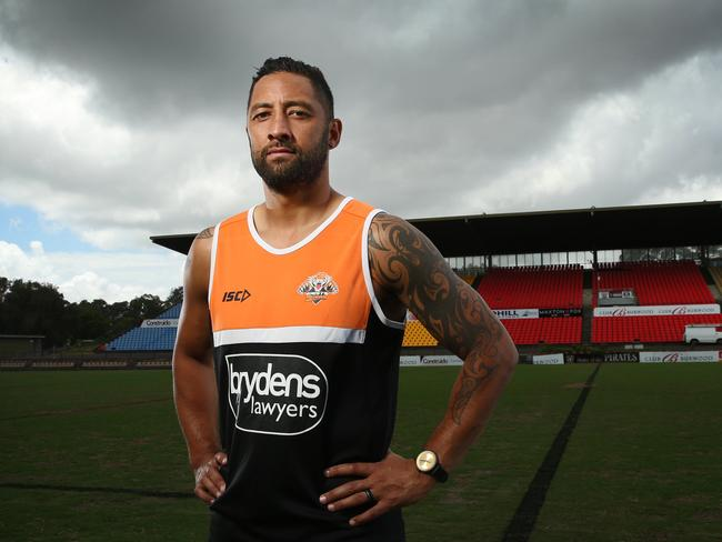 Benji Marshall at Concord Oval.