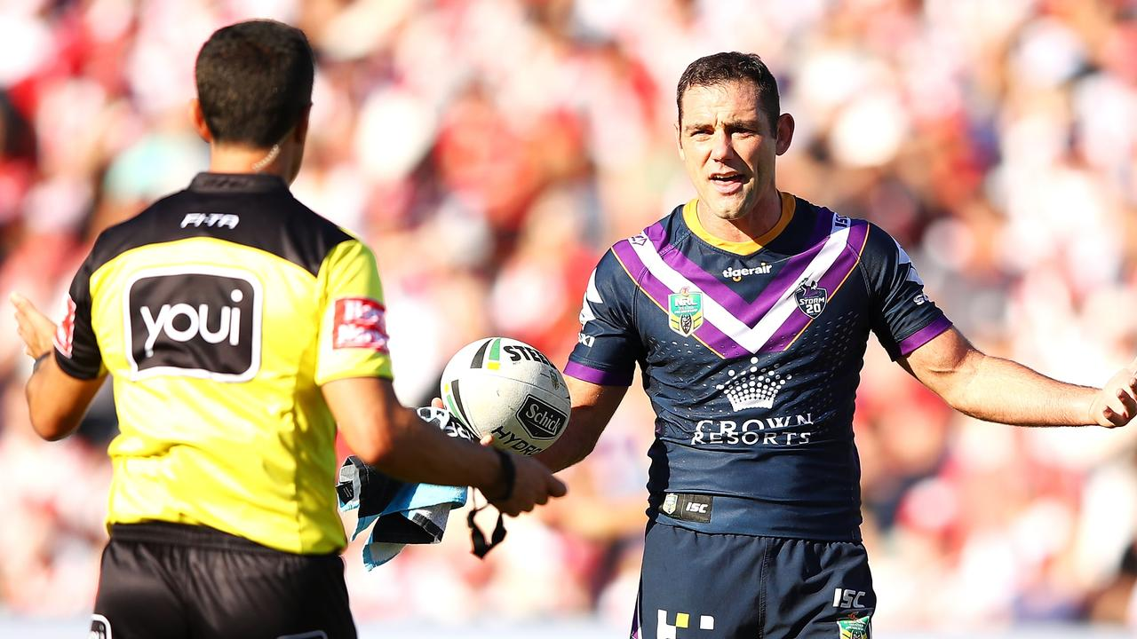 Corey Parker has defended Cameron Smith in light of stinging criticism from Max Krilich.