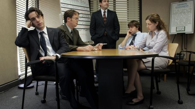 These strategies would be life savers if you worked with Michael Scott. Photo: Supplied
