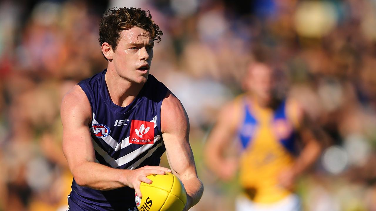 Lachie Neale wants to go to the Lions. Photo: Paul Kane/Getty Images.