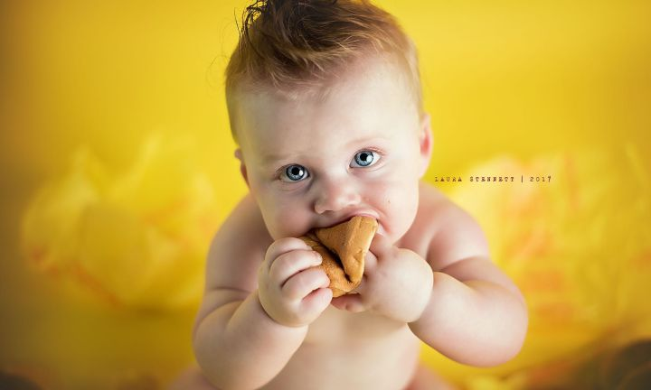 Cheeseburger smash by Laura Stennett Photography