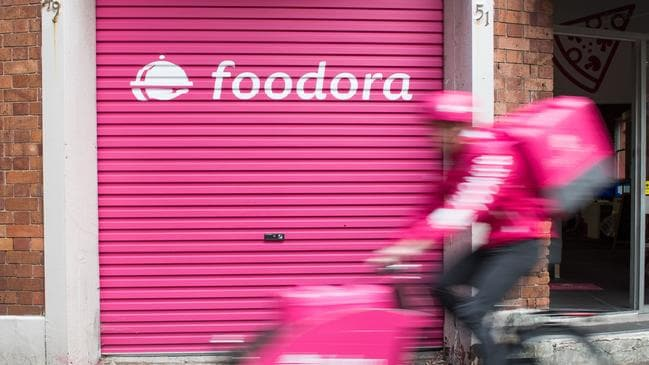 Foodora, like other gig economy companies, is under pressure to improve workers benefits.