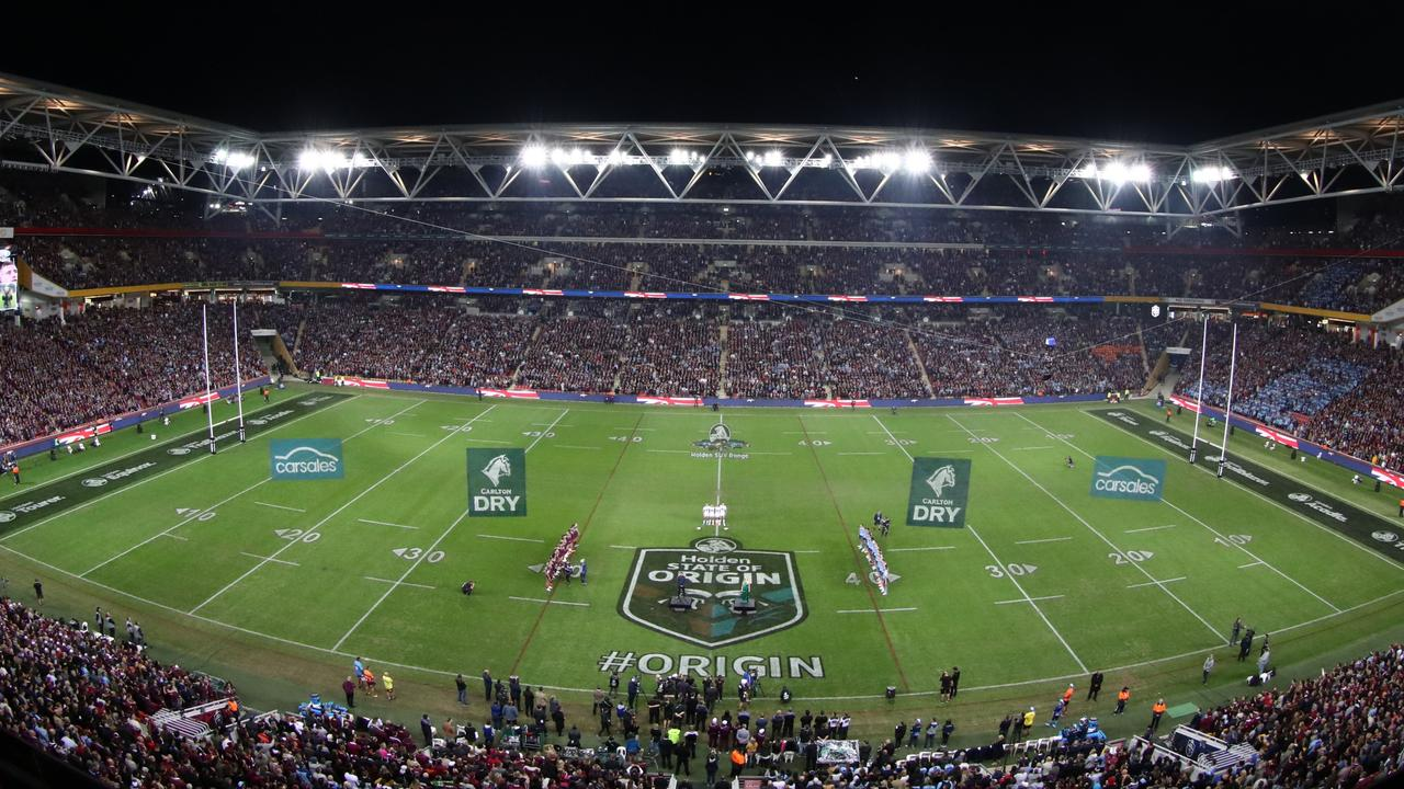 The stage is set for the 2020 State of Origin decider at Suncorp Stadium.