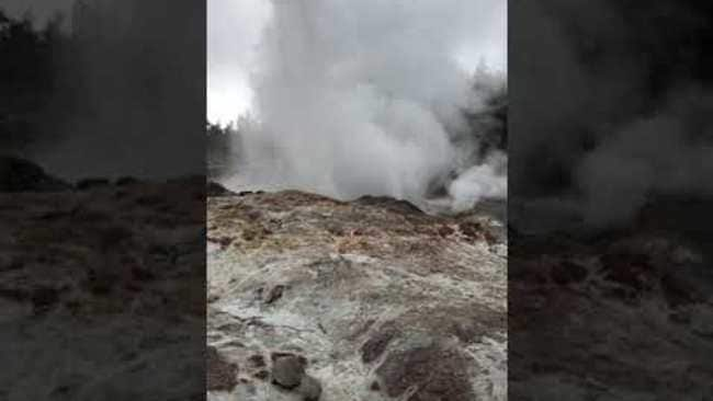 Yellowstone's Steamboat Geyser Erupts Five Times in 2018