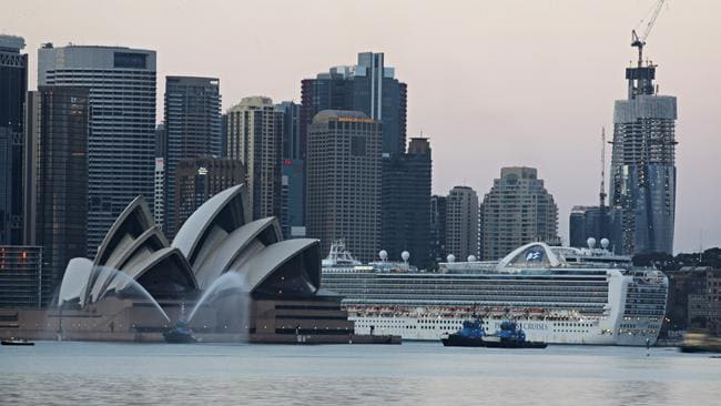 Sydney can better absorb rental market changes. Picture: Adam Yip