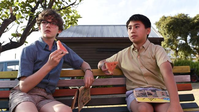 Bringing secret boys' business to the silver screen in