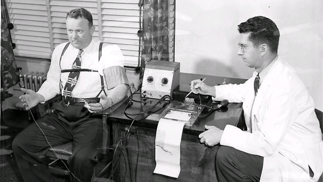 History of polygraphs and the high-profile cases lie