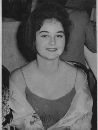 Leonard's teenage murder victim, Jane Bower.