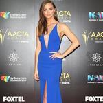 The 2016 AACTA Awards. Ksenija Lukich. Picture Instagram