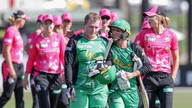 The Melbourne Stars were brilliant in their upset of the Sydney Sixers.