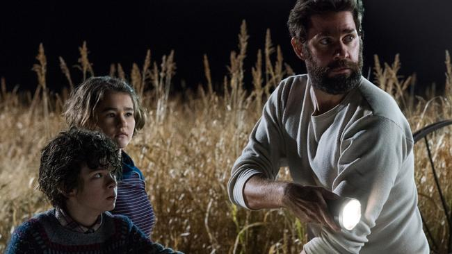 A Quiet Place: A simple concept executed well.