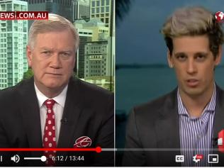 Milo on The Bolt Report