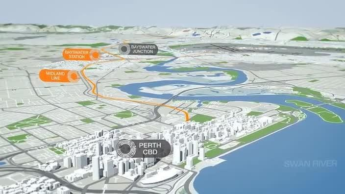 Forrestfield-Airport link unveiled