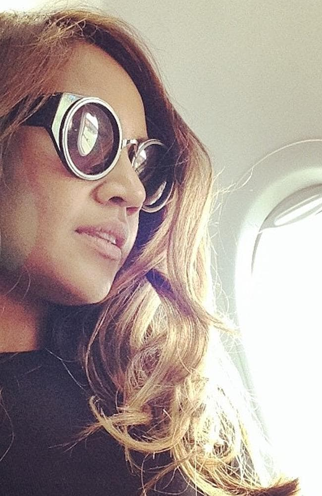 Sony singer ... Jessica Mauboy will play to her biggest audience at the Glasgow Commonwealth Games. Picture: Instagram.