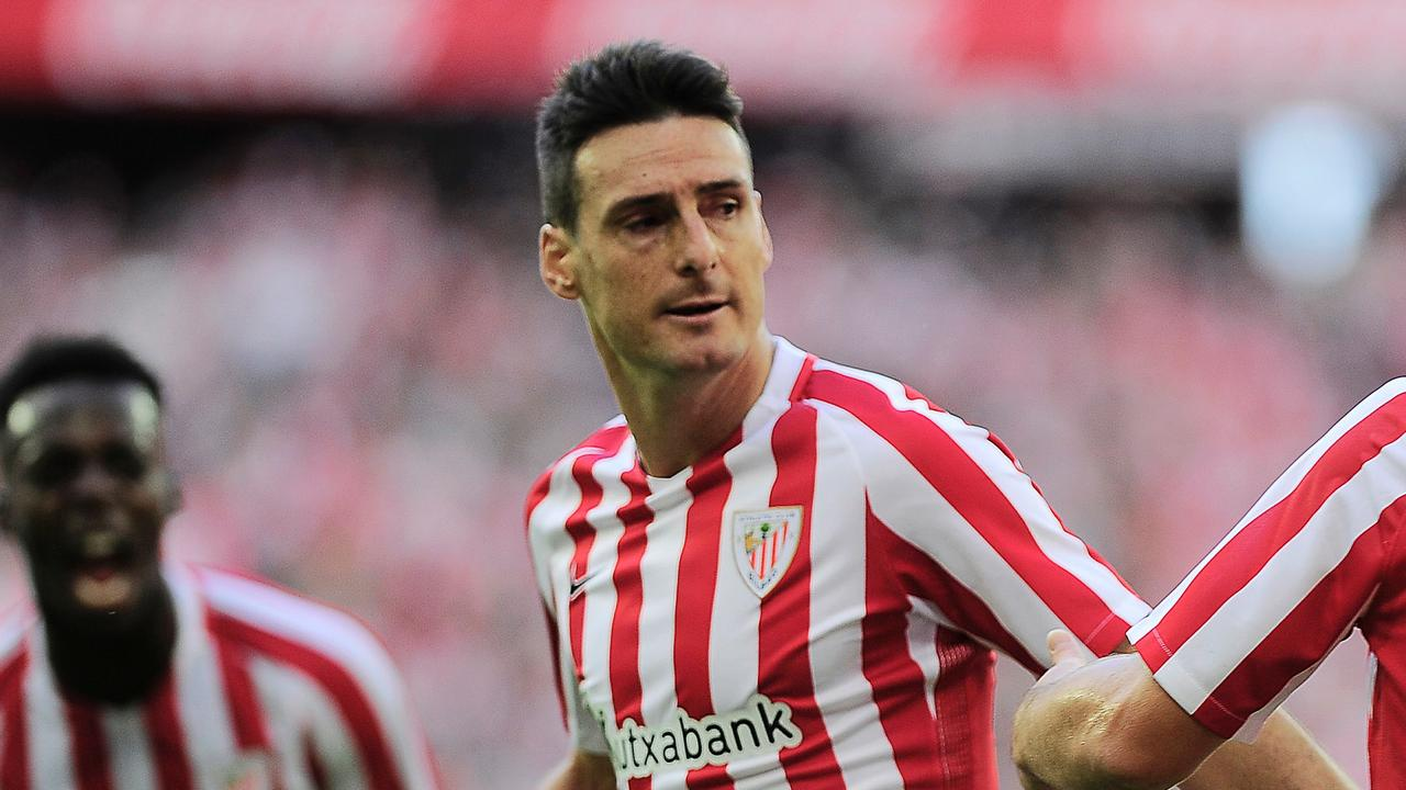 Athletic Bilbao's super sub Aritz Aduriz stole the show against Barcelona
