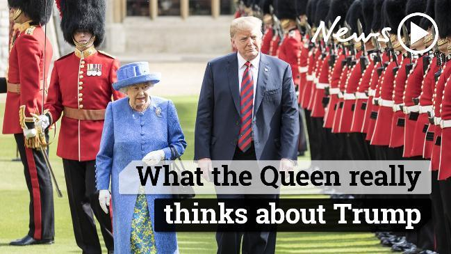 What the Queen really thinks about Trump