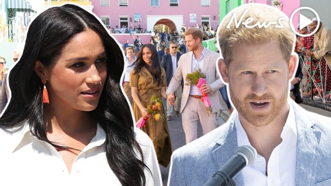 "Prince Harry unleashes on British press after Meghan faces months of ""bullying"""