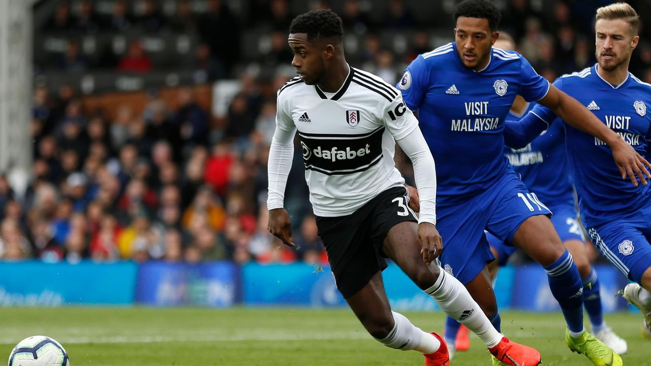 Fulham's Ryan Sessegnon could be the man to replace Danny Rose at Spurs.