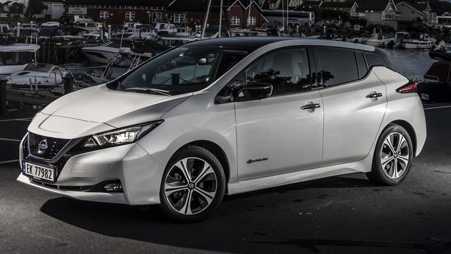 Nissan Leaf Second Generation Electric Car Reviewed