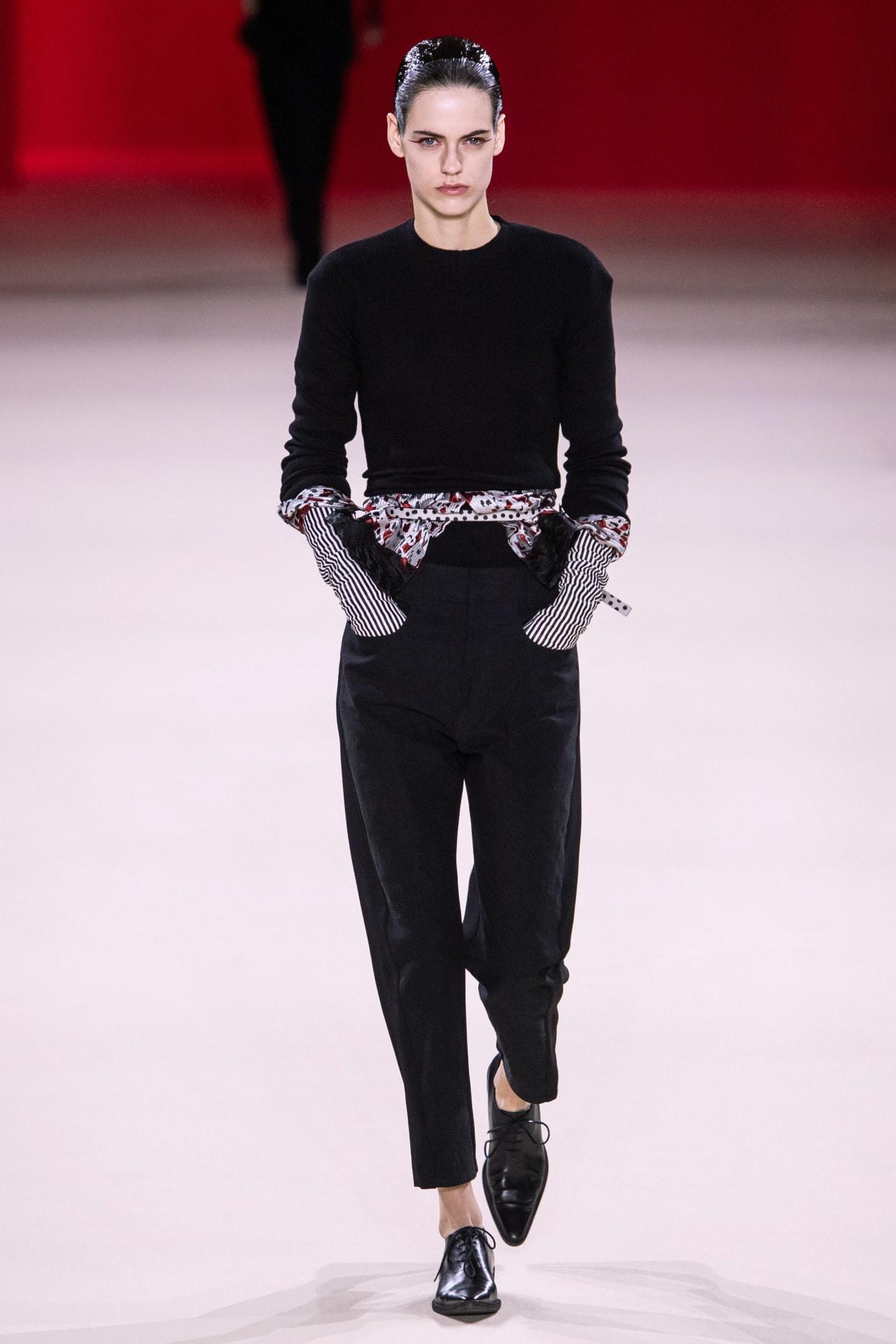 Haider Ackermann ready-to-wear autumn/winter '19/'20