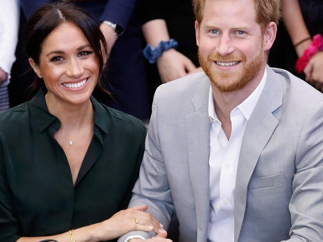 Meghan and Harry are now proud parents.