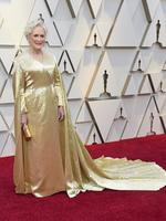 Glenn Close arrives at the Oscars on Sunday, Feb. 24, 2019, at the Dolby Theatre in Los Angeles. (Photo by Richard Shotwell/Invision/AP)