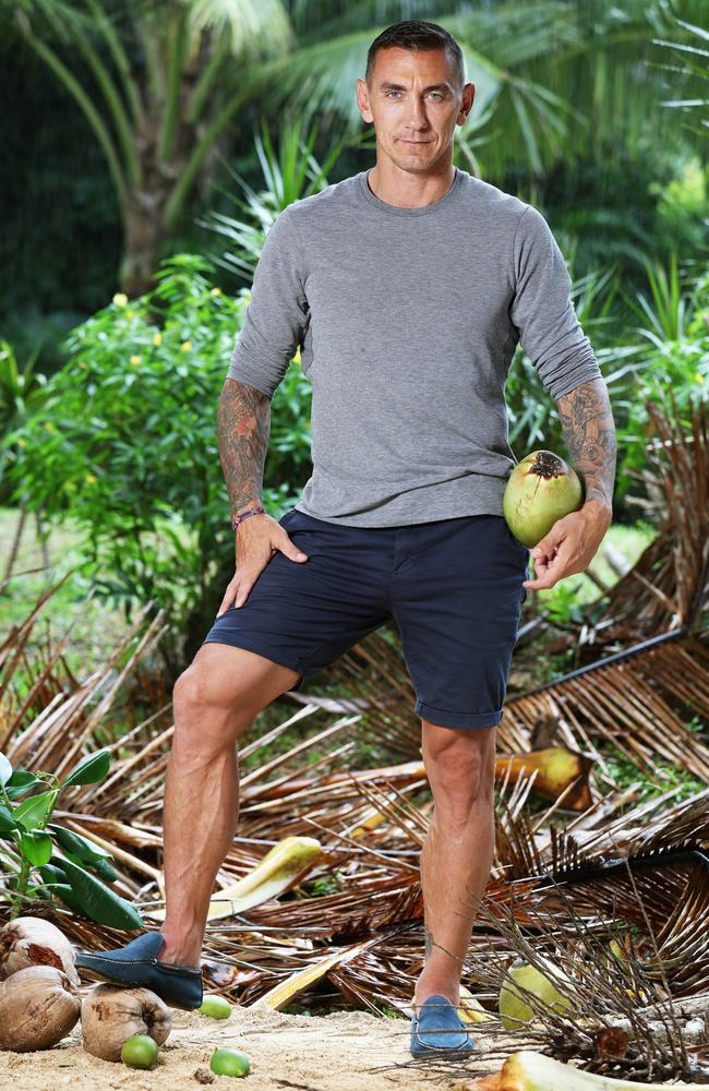 Dual code rugby champion Mar Rogers will be on the Champions team of Australian Survivor. Picture: Nigel Wright