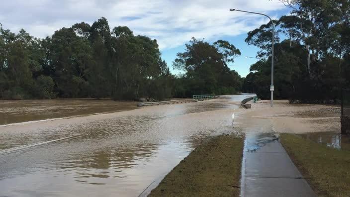 Sydney wild weather: St Marys hardest hit with flash